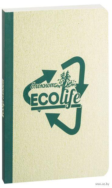 """Блокнот """"Ecolife №4"""" (А5) — фото, картинка"""