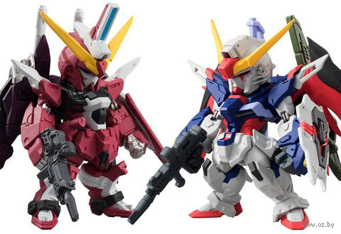 "Фигурка ""FW Gundam Converge Collection: Destiny and Infinite"" — фото, картинка"