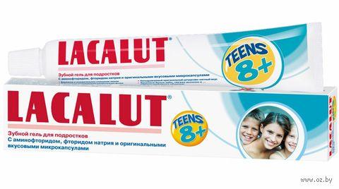"""Зубной гель детский """"Teens 8+"""" (50 мл) — фото, картинка"""