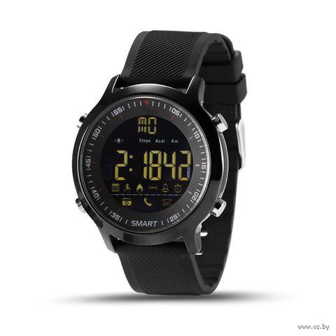 Умные часы Miru EX18 (черные) — фото, картинка