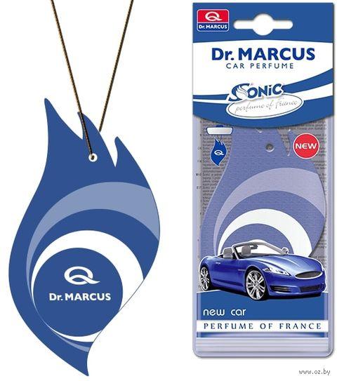 "Ароматизатор подвесной сухой ""Sonic Cellulose Product"" (New car; арт. 16305) — фото, картинка"