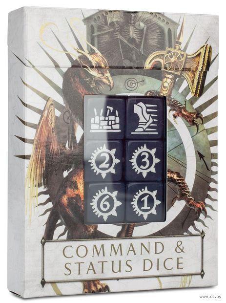 """Набор кубиков """"Command & Status Dice"""" (20 шт.) — фото, картинка"""