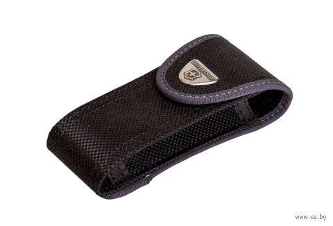 "Чехол для ножа Victorinox ""Belt Pouch"" (чёрный; арт. 4.0547.3) — фото, картинка"