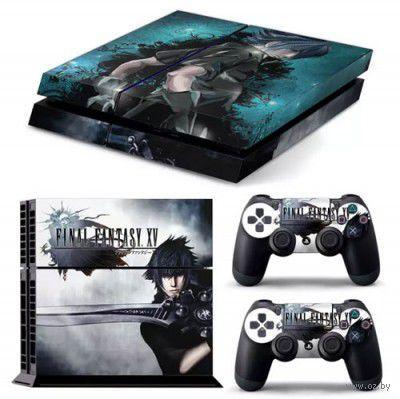 """Наклейка виниловая """"Final Fantasy"""" (SZSK-PS4-177) (PS4)"""