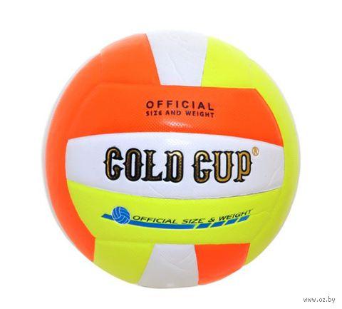 """Мяч волейбольный """"Gold Cup"""" (арт. Т66020)"""