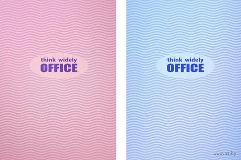 """Блокнот """"Pink and Blue"""""""