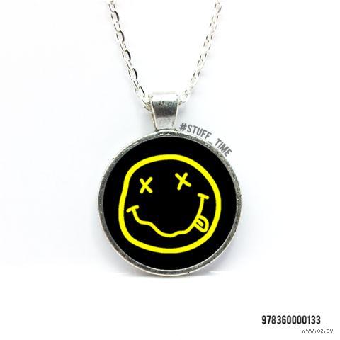 """Кулон """"Nirvana"""" (арт. 133)"""