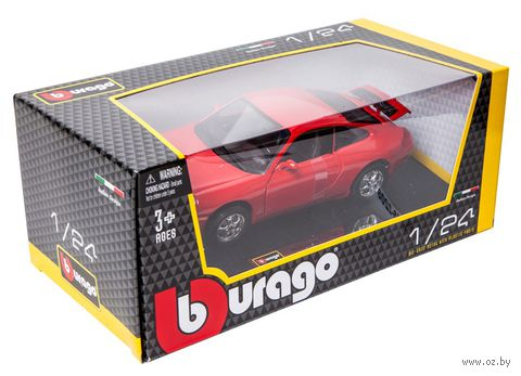 """Модель машины """"Bburago. Porsche 911 Carrera"""" (масштаб: 1/24) — фото, картинка"""
