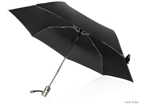 """Зонт """"Оупен"""" (черный) — фото, картинка"""
