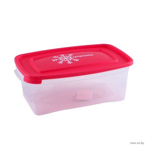"""Контейнер для хранения продуктов """"Морозко"""" (1 л; арт. 57006) — фото, картинка"""