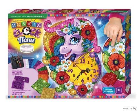 """Набор для творчества """"Mosaic Clock. Пони"""" — фото, картинка"""