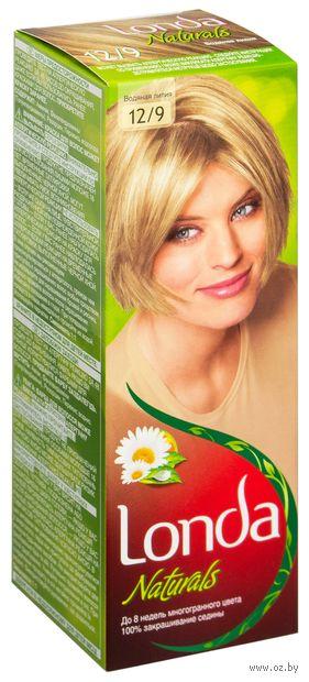 """Крем-краска для волос """"Londacolor. Naturals"""" (тон: 12/9, водяная лилия)"""