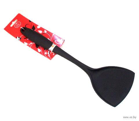 Лопатка кухонная пластмассовая (335 мм; арт. KL31A01-A11)