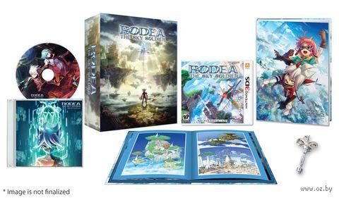 Rodea: The Sky Soldier. Ограниченное издание (3DS)