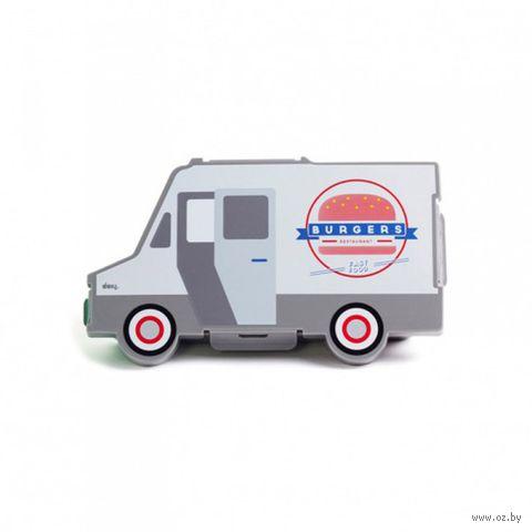 "Ланч-бокс ""Food truck Burger"""