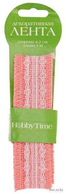 "Лента декоративная ""Hobby Time"" (арт. 2-603/06) — фото, картинка"