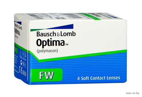 "Контактные линзы ""Optima FW"" (1 линза; -5,0 дптр; 8,4 мм) — фото, картинка"