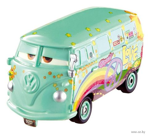 "Автобус ""Тачки 3. Филмор"" — фото, картинка"