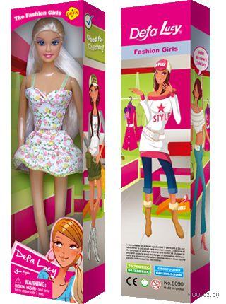 """Кукла """"Fashion Girls"""" (арт. 8090A) — фото, картинка"""