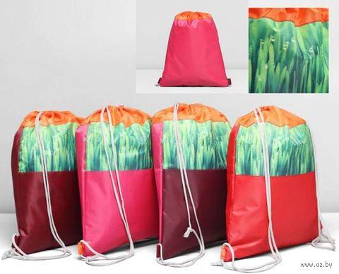 """Рюкзак-мешок """"Роса"""" (арт. 2316018) — фото, картинка"""