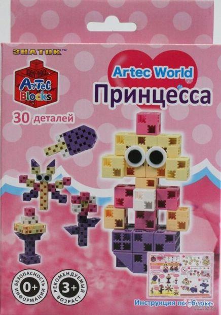 """Конструктор """"Принцесса"""" (30 элементов)"""