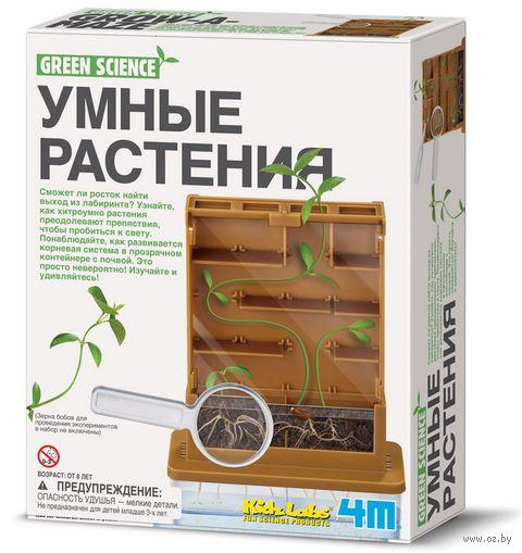 """Набор для выращивания растений """"Умные растения"""""""