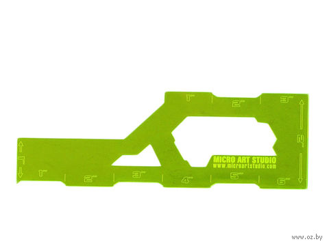 Линейка для Warhammer (арт. P00035)