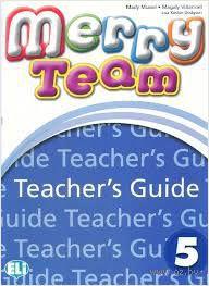 Merry Team: Teacher's Guide v. 5 (+ CD) — фото, картинка