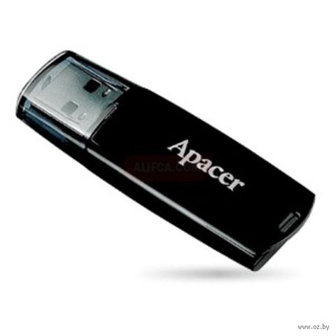 USB Flash Drive 8Gb Apacer АН 322 Retail (Black)