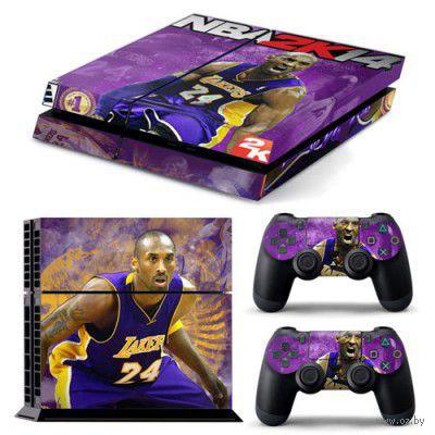 """Наклейка виниловая """"NBA 2K14"""" (SZSK-PS4-054) (PS4)"""