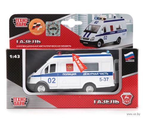 """Модель машины """"Газель. Полиция"""" (масштаб: 1/43)"""