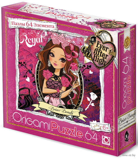 "Пазл ""Ever After High"" (64 элемента; арт. 00682)"