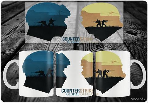 """Кружка """"Counter-Strike: Global Offensive"""" (арт. 5) — фото, картинка"""