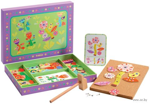 "Развивающая игрушка ""Сад"" — фото, картинка"