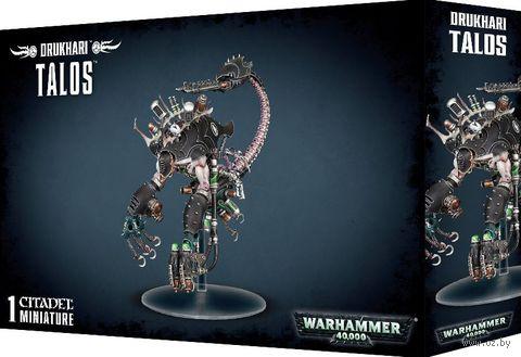 Warhammer 40.000. Drukhari. Talos (45-11) — фото, картинка