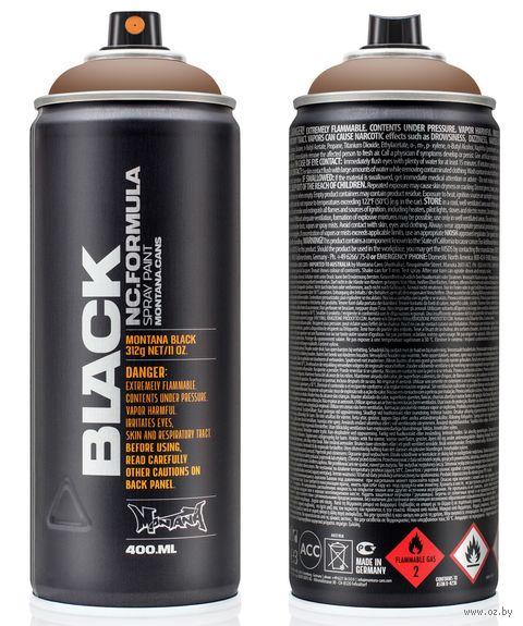 "Краска аэрозольная ""Black. Chocolate"" (коричневая; 400 мл) — фото, картинка"