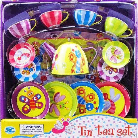 """Набор детской посуды """"Tin Teaset"""" (4 персоны)"""