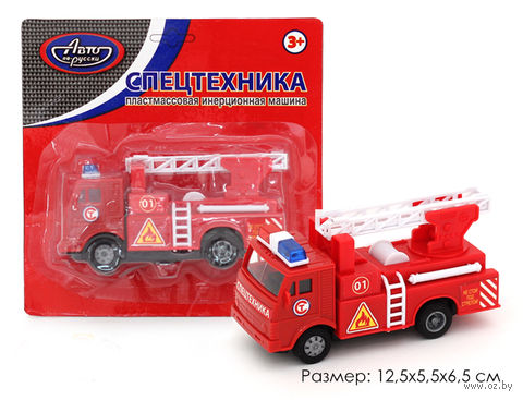 Пожарная машина (арт. 30401АПР)