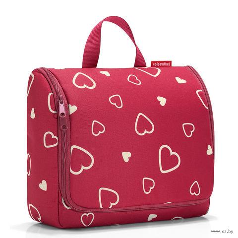 "Сумка-органайзер ""Toiletbag"" (XL, hearts)"