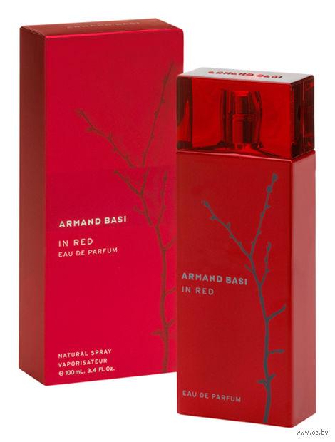 "Парфюмерная вода для женщин Armand Basi ""In Red"" (100 мл)"