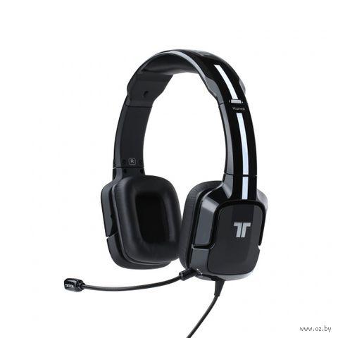 Игровая гарнитура Tritton Kunai Stereo Headset PS3/PS4 Black — фото, картинка
