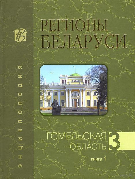 Регионы Беларуси. Гомельская область. Книга 1 — фото, картинка