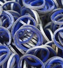 """Набор резиночек для плетения """"Rainbow Loom. Средневековье. Темно-синие"""""""