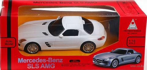 """Автомобиль на радиоуправлении """"Mercedes-Benz SLS"""" (масштаб: 1/18) — фото, картинка"""