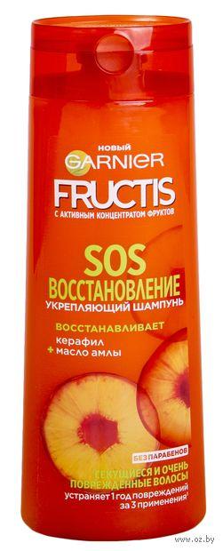 """Шампунь для волос """"SOS восстановление"""" (400 мл) — фото, картинка"""
