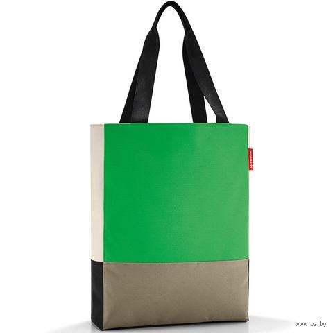 "Сумка ""Patchworkbag"" (patchwork green)"