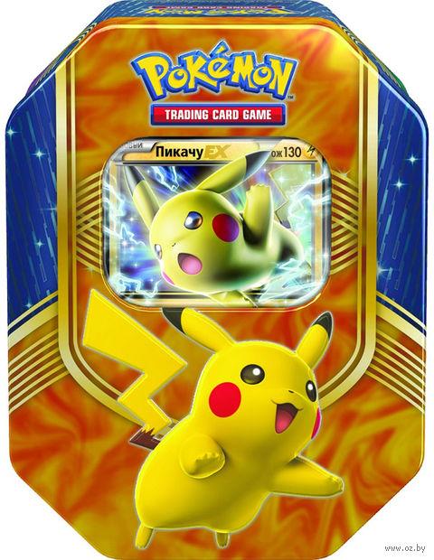 Pokemon XY. Древние Истоки. Пикачу (Коллекционный набор) — фото, картинка