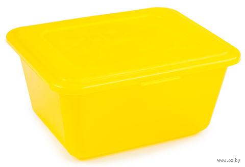 """Контейнер для хранения продуктов """"Deco"""" (1,2 л; лимон) — фото, картинка"""