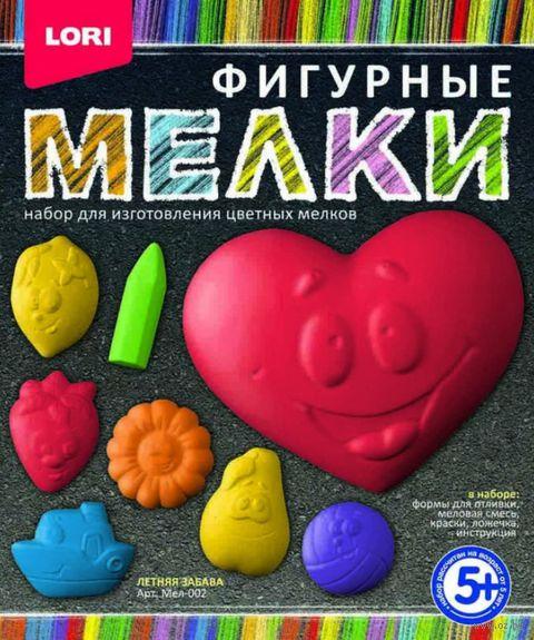 """Набор для изготовления цветных мелков """"Летняя забава"""" — фото, картинка"""