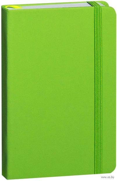 "Блокнот ""Lubeck"" A6 (светло-зеленый)"